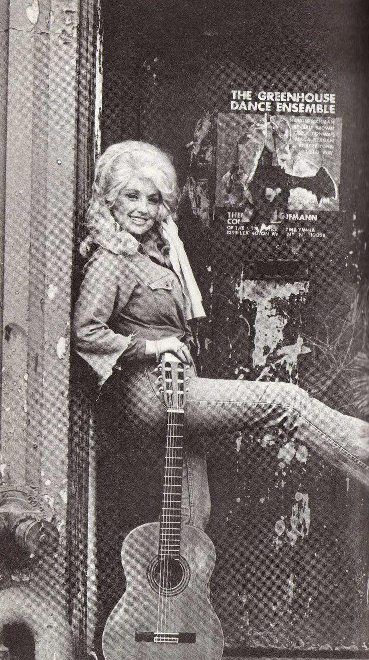 Me gusta la música country tal cual sus interpretes. | Dolly Parton.