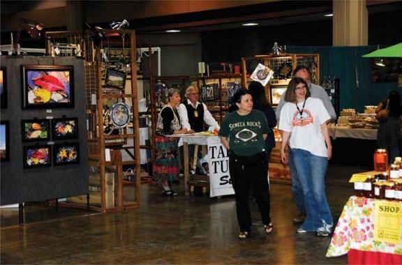 Gatlinburg Convention Center Craft Show