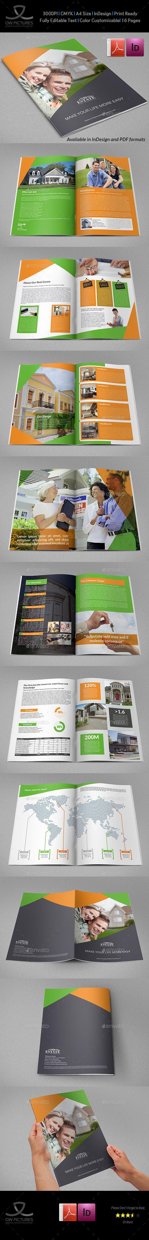 Mejores 76 imágenes de Brochure en Pinterest | Plantilla de folleto ...