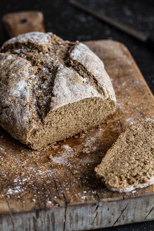Ražný chlieb — Jana Earl Fitness & Nutrition