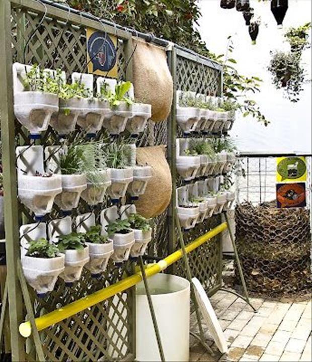 Do It Yourself Garden: Amazing Do It Yourself Craft Ideas - 40 Pics