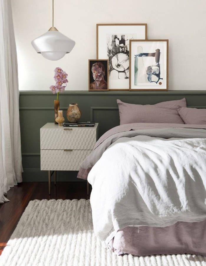 691 best images about chambre bedroom on pinterest for Elle decoration bed linen