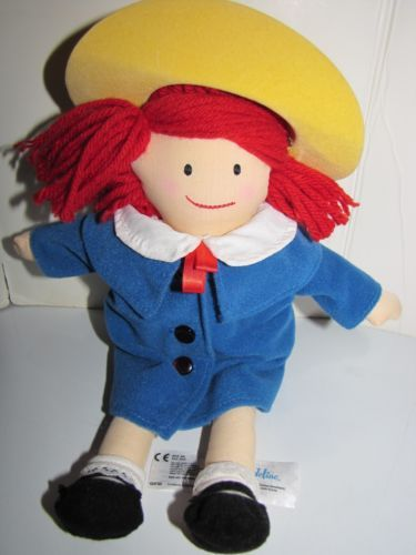 Madeline-French-Rag-Doll-by-DIC-Entertainment-2003-Barbara-Bemelmans-12in-Tall
