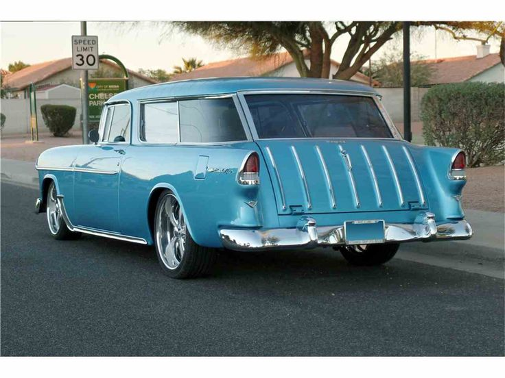 1955 Chevrolet Nomad for sale | Listing ID:  CC-1069148 | ClassicCars.com | #DriveYourDream