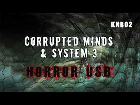Corrupted Minds & System 3 - Horror USB
