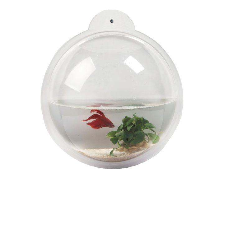 17 meilleures id es propos de aquarium mural sur for Bocal mural poisson