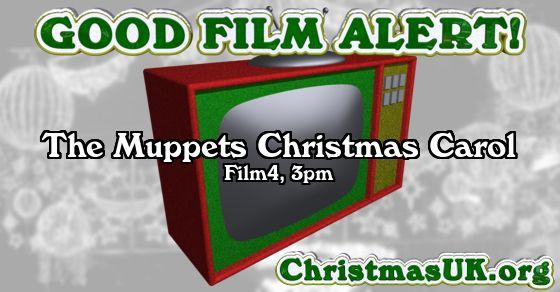 GOOD FILM ALERT! The Muppets Christmas Carol