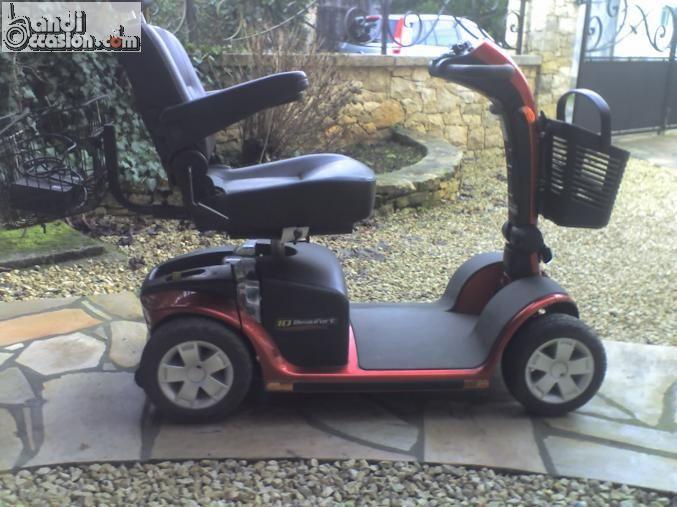 a vendre scooter électrique 4 roues