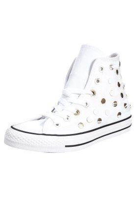 CHUCK TAYLOR ALL STAR  - Sneakers alte - white