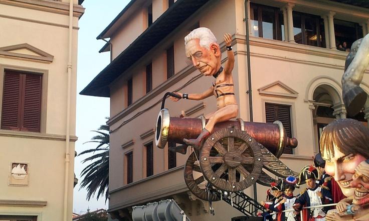 Mr Monti (viareggio)