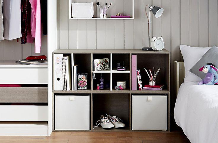 Konnect storage diy at b q em bedroom pinterest for B q bedroom furniture