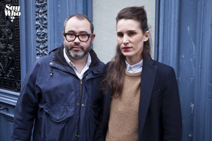 Lucien Pagès & Marie Marot | SAYWHO