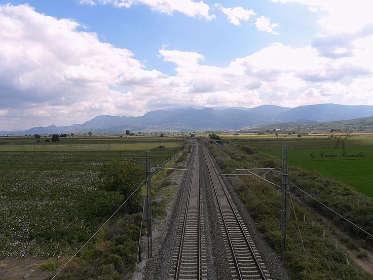 railway by kxkosmas