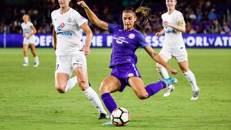 Alex Morgan to stay with Orlando Pride, skip return to French side Olympique Lyonnais