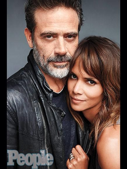 Extant Halle Berry and  Jeffrey Dean Morgan