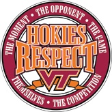 I love the Hokie Respect Concept!  In short, just be nice to people!
