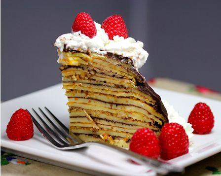 dessert hongrois