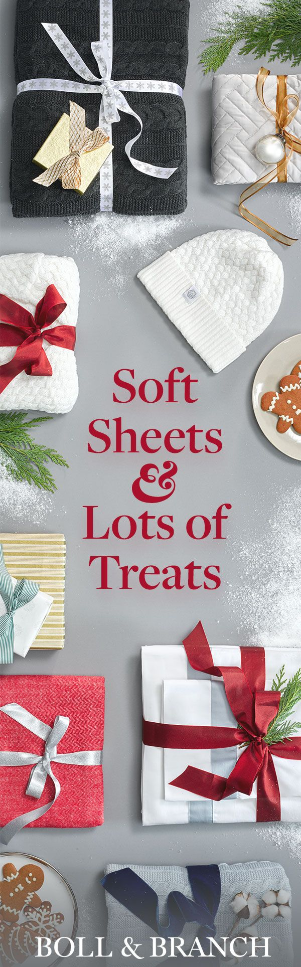 holiday gift guide 100 organic cotton sheets flannel blankets and more