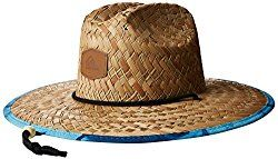 15dbbbec Quiksilver Men's Outsider Hat === SEARCH TERMS: quicksilver straw hat  american flag outsider straw lifeguard hat quiksilver men's pierside slim straw  hat ...