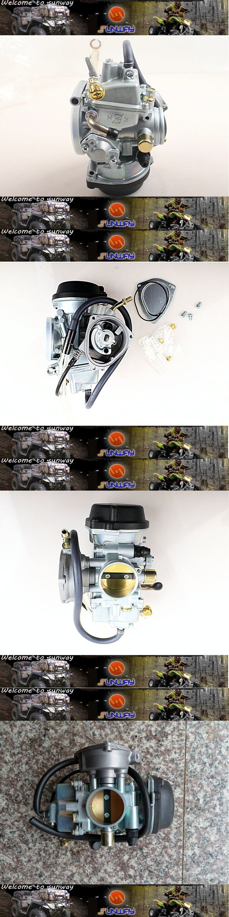 SUNWAY ATV Parts Carburetor PD36J for ODS LZ400 CF500 YFM 400 YFM500 KFX400 LTZ400 ATVs UTVs Free Shipping by epacket