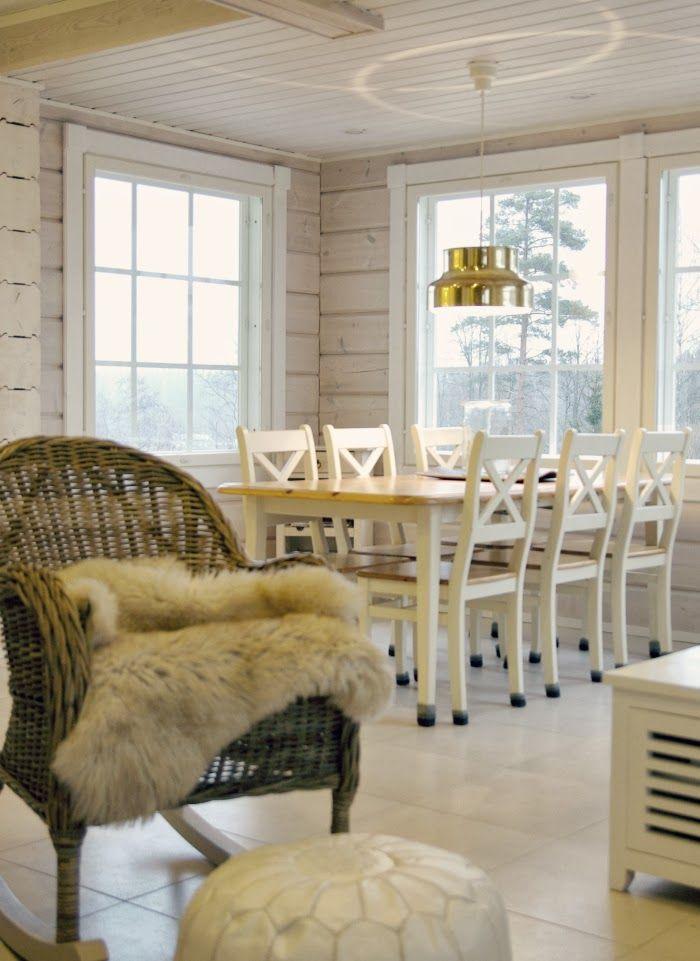 http://tarja-snowland.blogspot.fi Tarja's Snowland Bumling brass pendant, bumling mässing, atelje lyktan, anders pehrson, scandinavian home, white home
