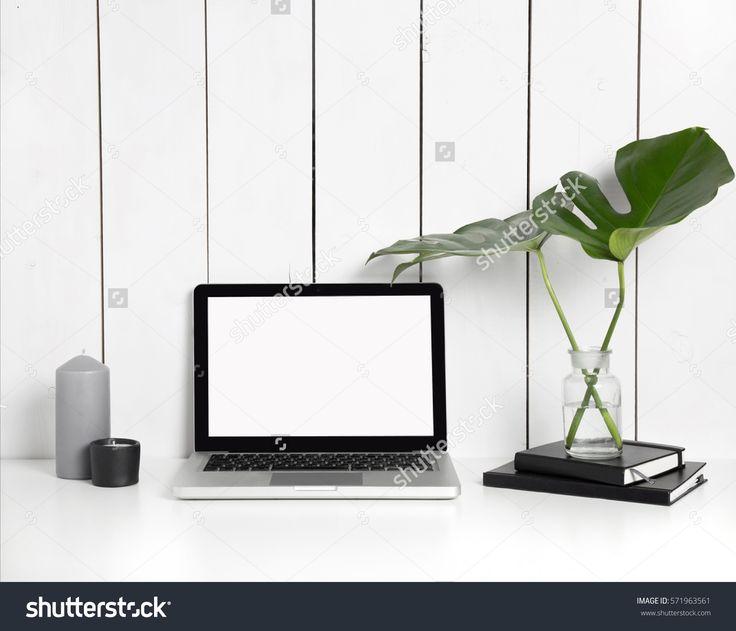 15 must see desktop computer desk pins desktop organization mac desktop and white desk office - Cheap hipster furniture ...