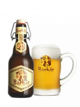 Barbar - Brasserie LEFEBVRE, Quenast, België - -Beoordeling GGOB 5,5. Eigen beoordeling: 7,5