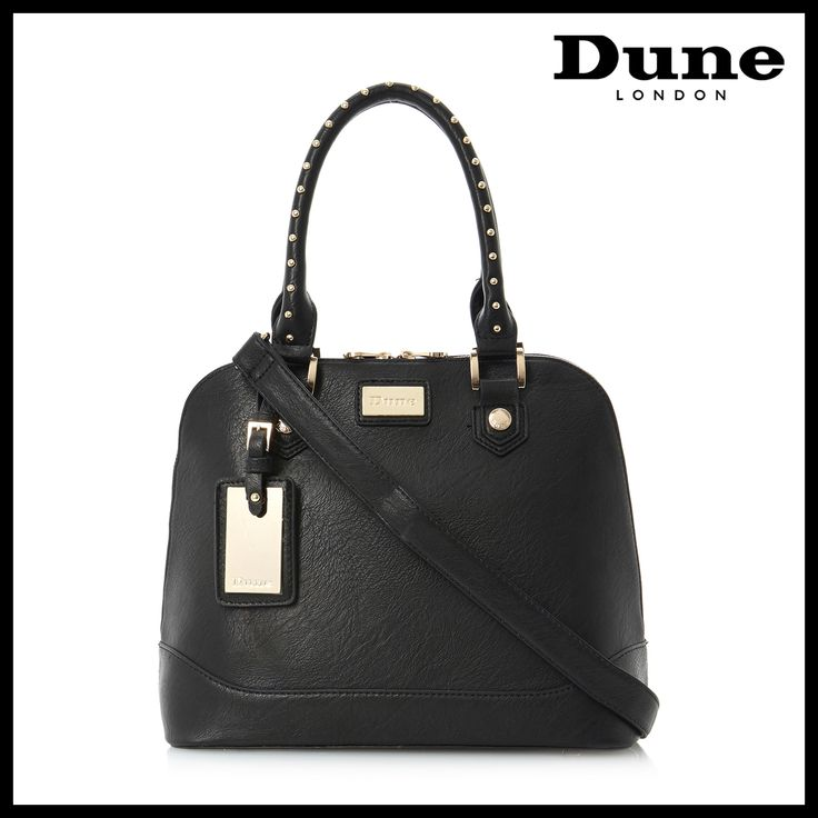 It's Mother's Day this weekend and she deserves the best. How about the lovely Dune London Black Bowler?