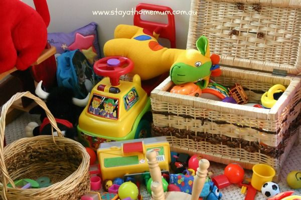 How to Clean Toys | Stay at Home Mum