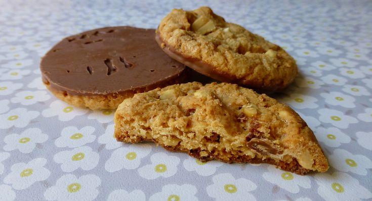 M&S Peanut Butter Chunk Cookies