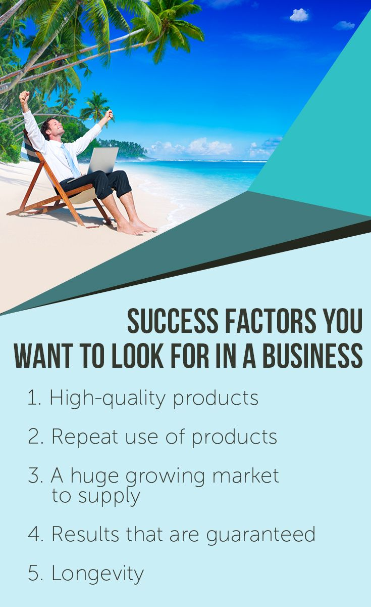 Success Factors you want to look for in a Business #OnlineBusiness #WorkwithMe