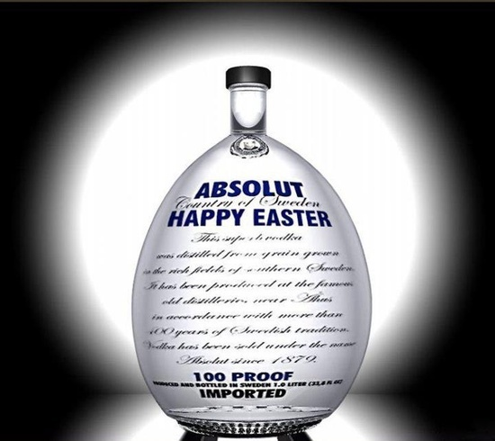 Absolut Happy Easter
