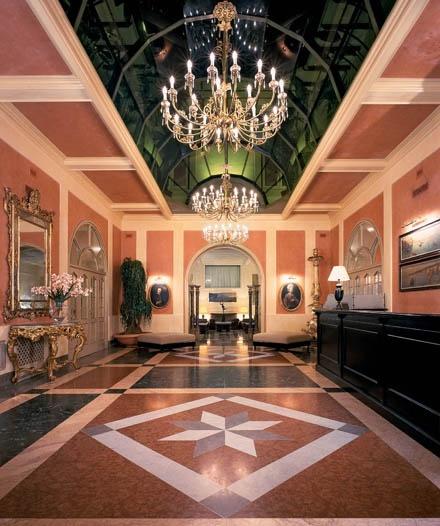 Centrale Palace Hotel, Palermo