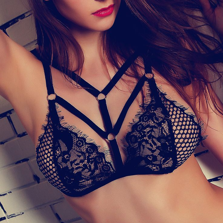Occident and the United States Bra (Black-l)NHMY0141-Black-l