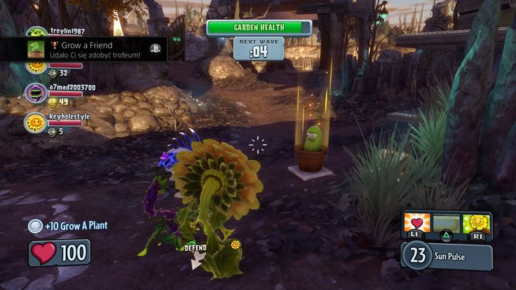 PLANTS VS ZOMBIES GARDEN WARFARE 1