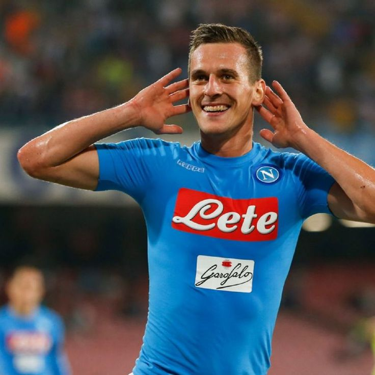 Napoli's Arek Milik facing months on sidelines after suffering ACL injury