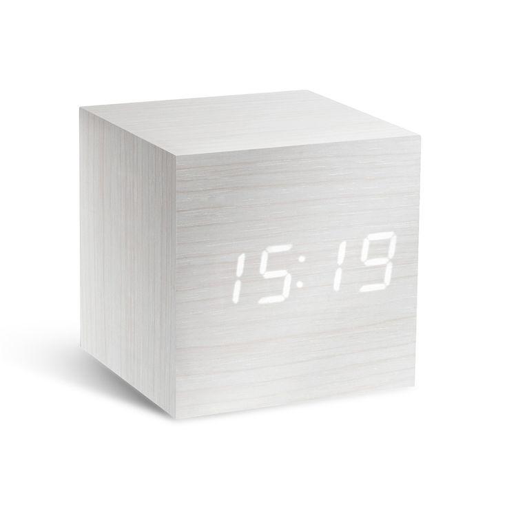 Gingko - Click Clock Cube