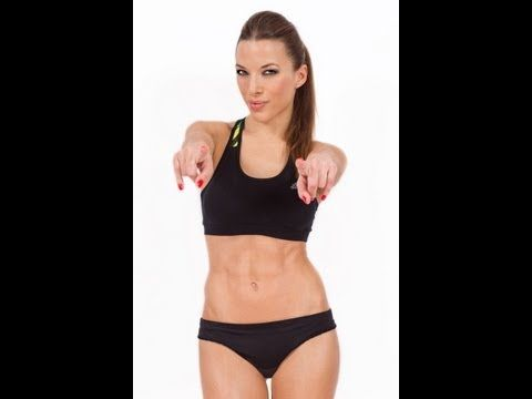 ▶ Ewa Chodakowska TRENING 6 MINUT cz3 - YouTube Workout with Ewa!