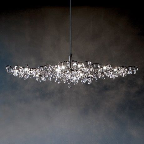Fantastic Lighting Chandeliers Figaro 400 5 Gold Plated With