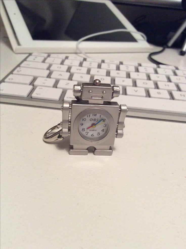 PJ Robot er en urrobot og opkaldt efter seje PJ Harvey.