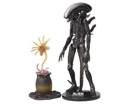 Alien — Alien Revoltech, Чужой — Чужой Револтек, фигурка