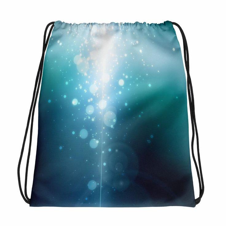 Drawstring Drizzling bag