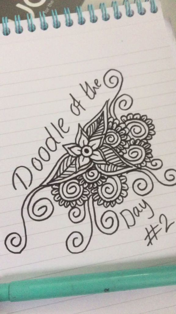DIY Doodle of the Day
