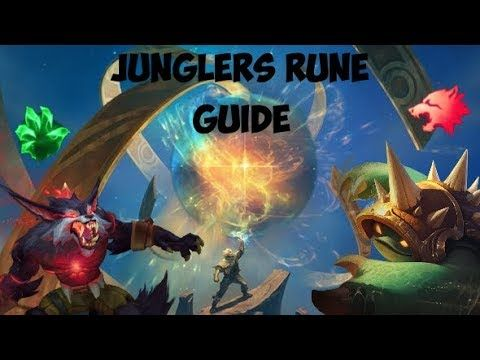 New Jungle Rune Guide! Guide To Runes For Junglers In Next Preseason Patch https://www.youtube.com/watch?v=ZVHbAx6J6Ek&t=446s #games #LeagueOfLegends #esports #lol #riot #Worlds #gaming
