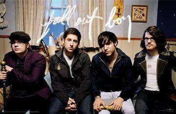 (24x36) Fall Out Boy (Group, Sitting) Music Poster Print by Poster Revolution, http://www.amazon.com/dp/B005IZD8MY/ref=cm_sw_r_pi_dp_xSonsb1WT96AC