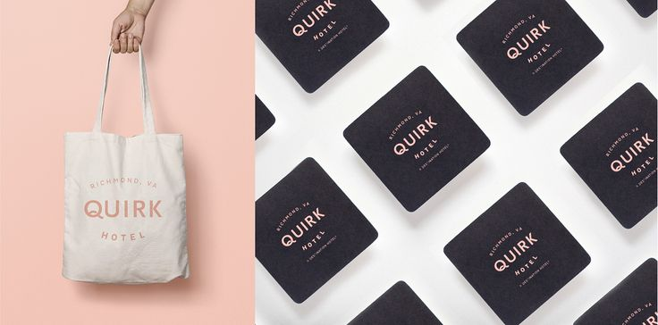 Quirk Hotel on Behance