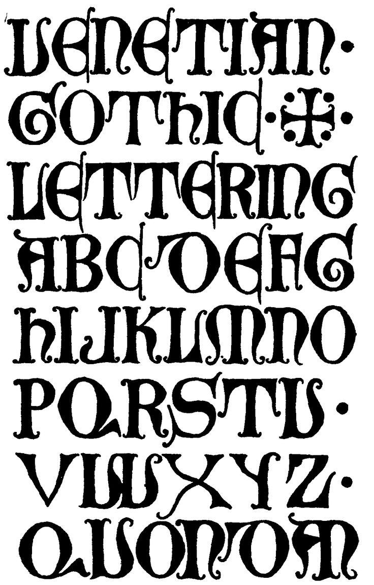 82 Best Calligraphy Gothic Styles Images On Pinterest