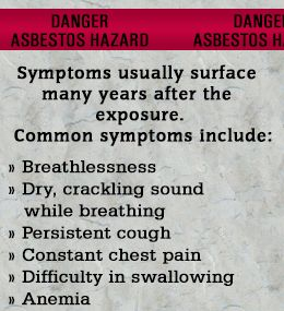 Asbestos and Mesothelioma - Facts You Should Know