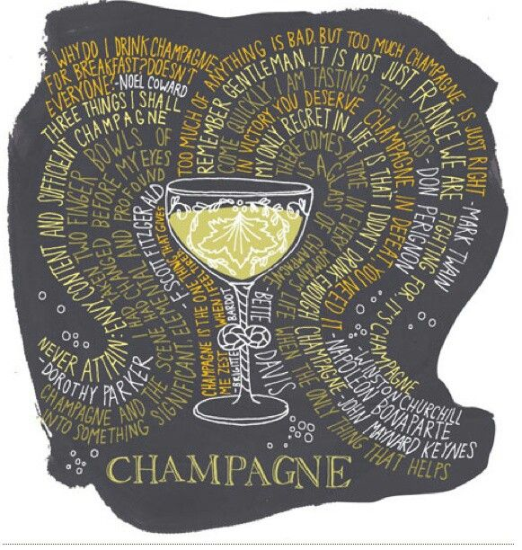 Champagne Quotes