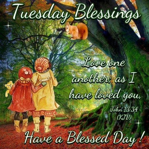 Good Morning, I pray that you have a safe and blessed day ...